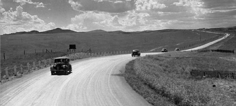 This Is What Road Trips Looked Like In 1948