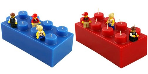 Unofficial Lego Candles Add Fire To Your Building Projects