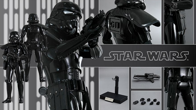 Behold Hot Toy's wonderful Shadow Trooper