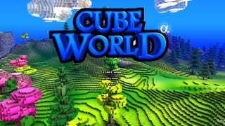 Whatever Happened to Cube World Anyway? [UPDATE]
