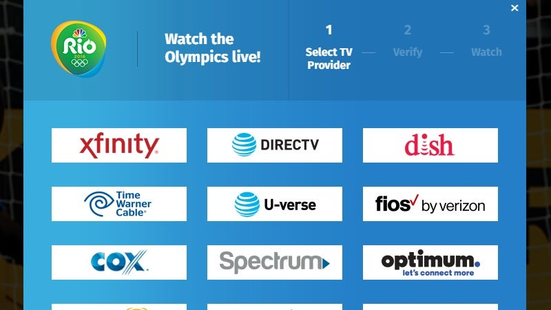 How to Stream the 2016 Olympics Online, No Cable Required