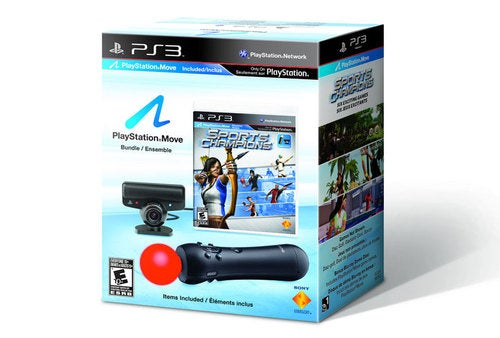 PlayStation Move Bundled Up, In Pictures