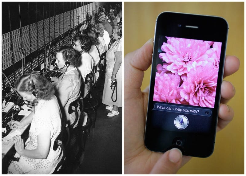 Trabajos que la tecnología ha eliminado para siempre