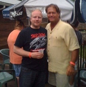 Darren Daulton Wants To Makes It Clear That He Has Done A Lot Drugs