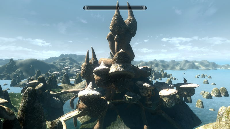 Morrowind Modded Into Skyrim Is Something You Must See
