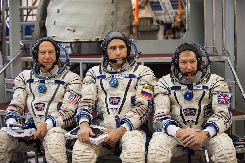 Watch LIVE as Astronauts Break Free of the Planet in Space Station Crew Change