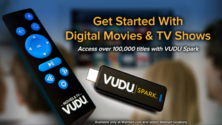 Walmart's Vudu-Only Chromecast Knockoff Somehow Wasn't Just a Bad Dream