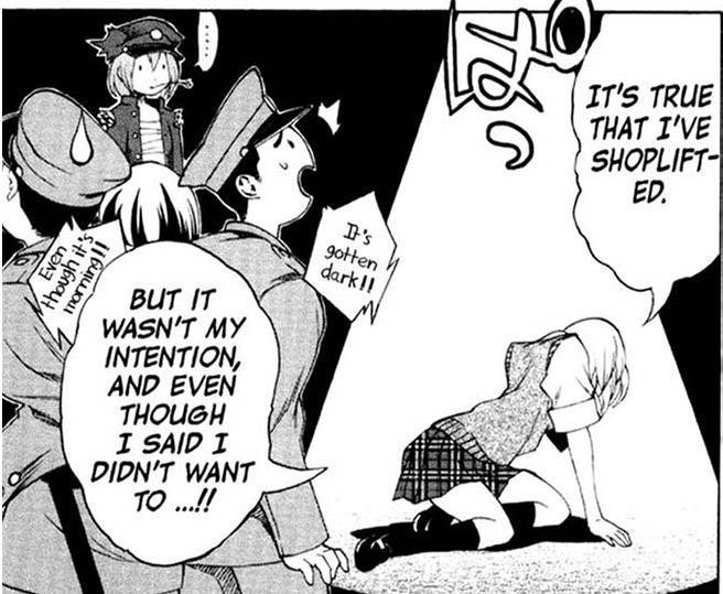 Tay Explores Comics: Binbogami Ga