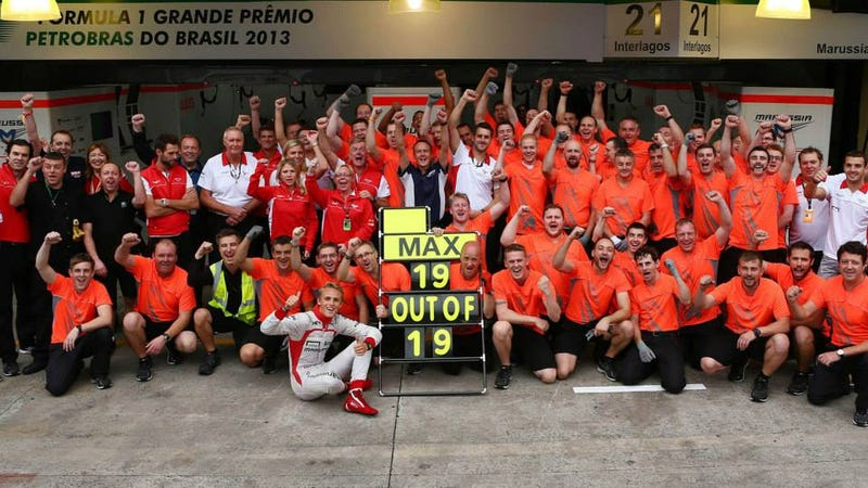 F1 Preview: Marussia