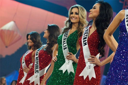 Miss Universe Attempts To Compensate For Its Past
