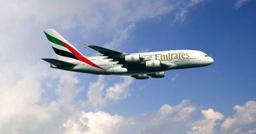Emirates the First Airline to Allow Inflight Calls from Passenger Cellphones