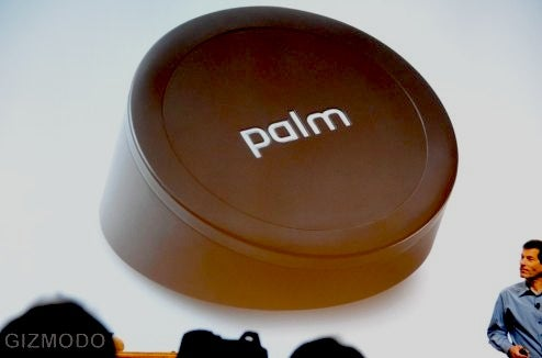 Palm Pre's Amazing Wireless Touchstone Charger