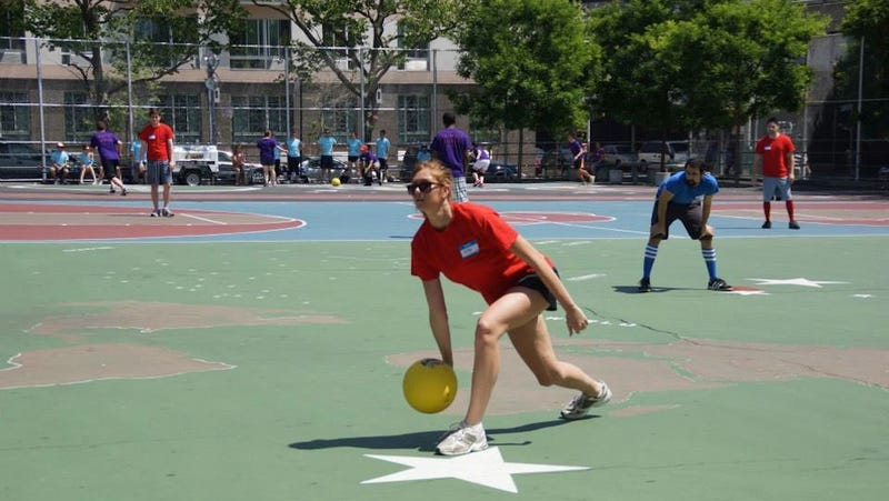 Rogue Kickball League Succumbs To The Man, Agrees To Shorten Its Games