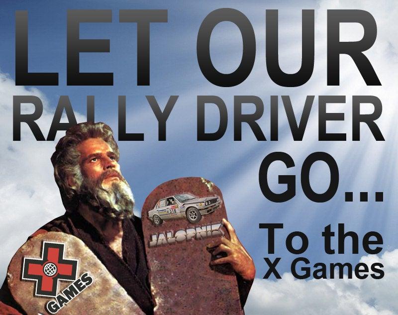Help Send The $500 Craigslist Rally Car To ESPN's X Games