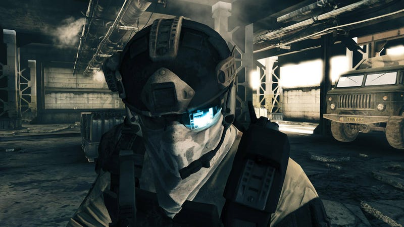 It Wouldn't Be Ghost Recon: Future Soldier Without These High-Tech Toys