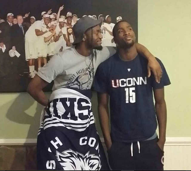 Kemba Walker Made Michael Kidd-Gilchrist Wear A UConn Shirt