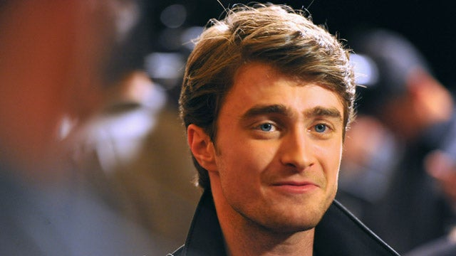 Daniel Radcliffe Admits He Was Often Drunk When Filming Harry Potter