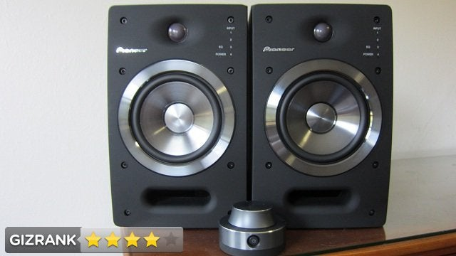 Pioneer S-DJ05 Monitors—This Is What Awesome Sounds Like