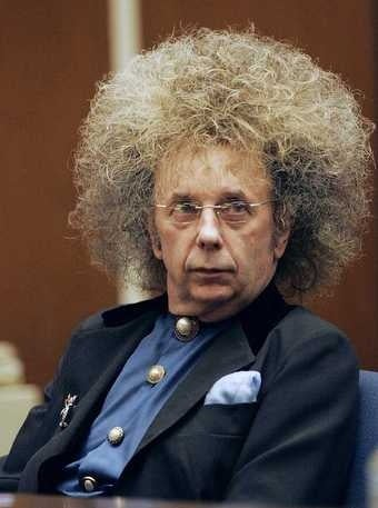 Phil Spector Guilty of Second-Degree Murder
