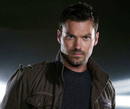Terminator's Brian Austin Green Joins Smallville — We May Have To Start Watching