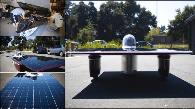 Stanford May Soon Lay Claim to the Fastest Solar Car Ever Built
