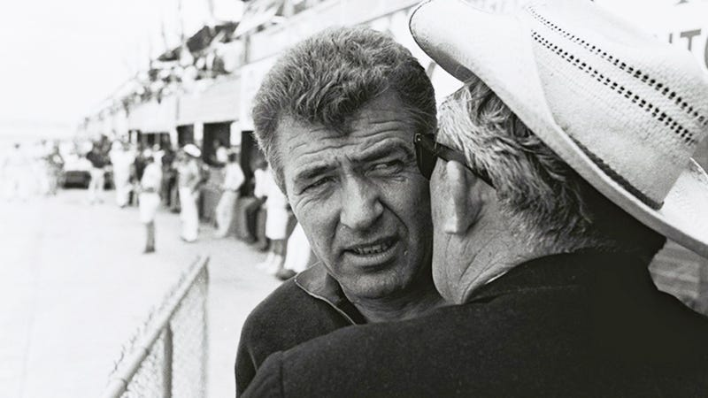 Carroll Shelby Once Threatened His Drivers With A Hammer In The Middle Of A Race