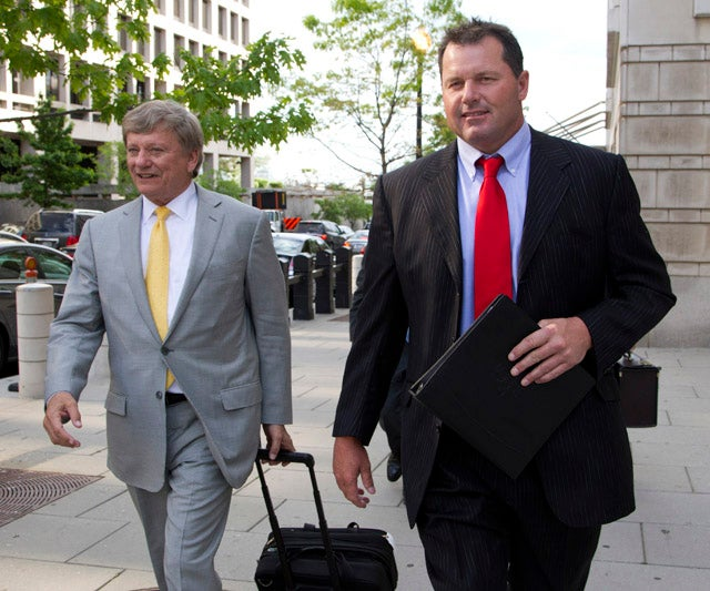 Clemens Lawyers, Prosecutors Caught Discussing Trial Strategy Over Hot Mic