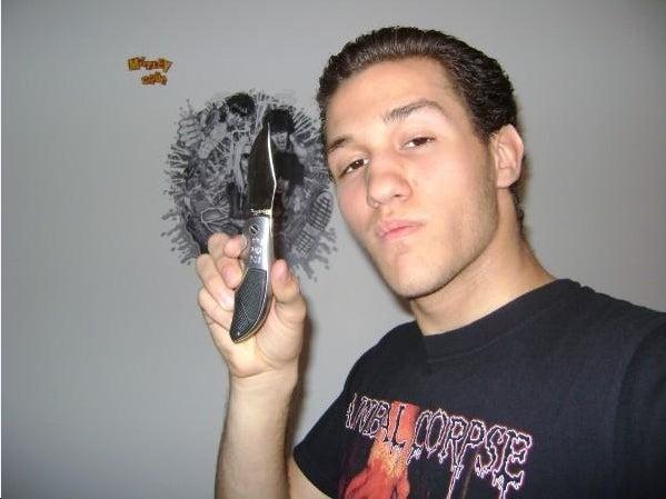 Teen Murder Suspect John Katehis: The Complete Gallery