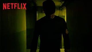 Very short teaser for Daredevil