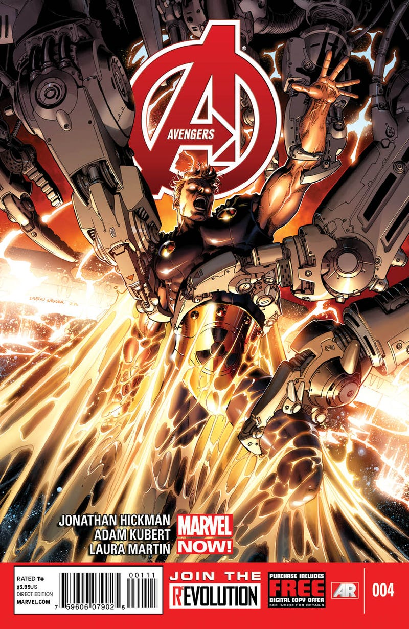 After Avengers vs. X-Men, who's left on the Avengers? Jonathan Hickman spills the beans