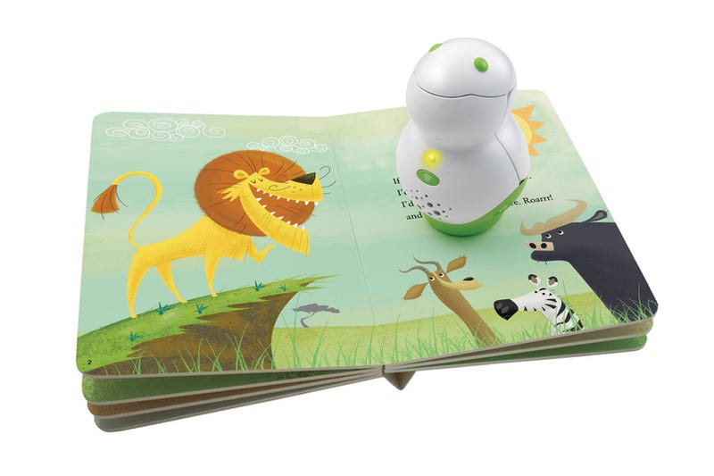 LeapFrog Tag Junior: You Know, A Frog Who Teaches Your Toddler How To Read