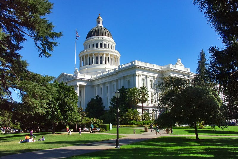 California Assembly Passes New Protections For Trans Youth
