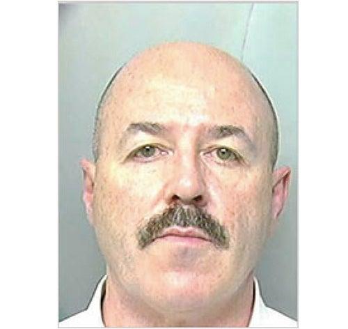 (Former) Top Cop's Mug Shot