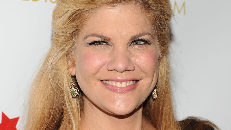 Kristen Johnston: Addiction Is Not Like a Famous Person Swag Bag