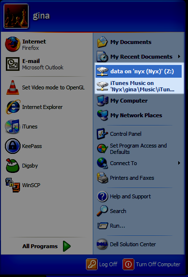 Customize Windows' Start Menu Folders