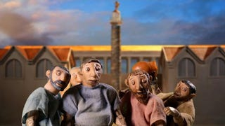 ​Stop-Motion Animation Explains How Ancient Romans Built Trajan's Column