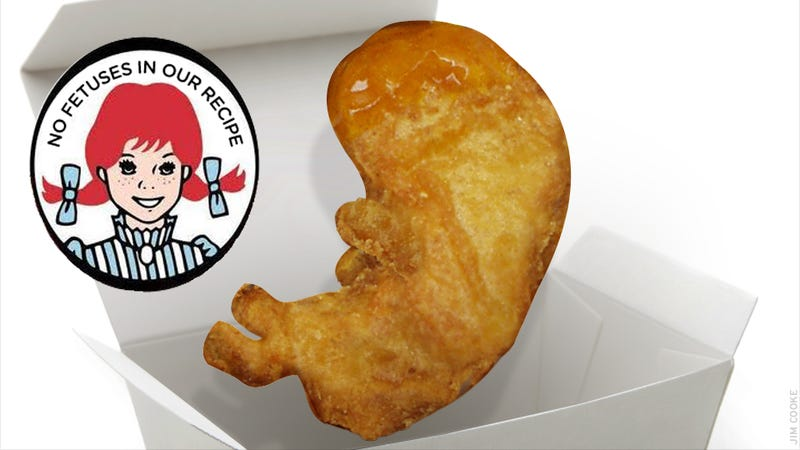 Wendy's Denies Using Aborted Human Fetuses in Its Food
