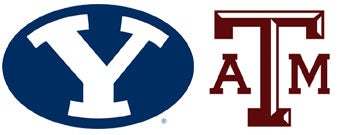 NCAA First Round: (8) BYU vs. (9) Texas A&M