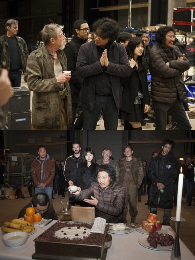 Why Snowpiercer Started with a Digital Pig Head