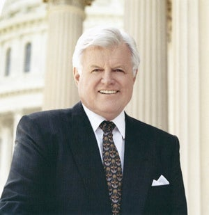 Breaking: Ted Kennedy Rushed To Hospital