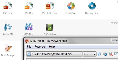 BurnAware Free 3 Beta Improves Burning Performance, Supports Tons of Formats