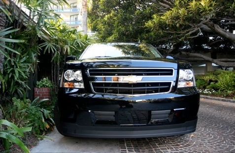 Jalopnik Drives Chevrolet Tahoe Hybrid