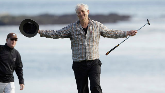 COTD: Bill Murray's biography in one graphic edition