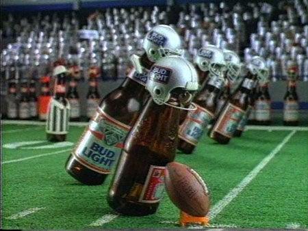 Not-So-Secret Origin Of The Bud Bowl, Including Surprise, Alternate Ending