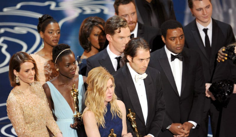 More Theaters to Show 12 Years a Slave Following Oscar Win