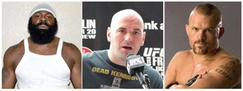 Dana White Says Kimbo/Liddell Fight Not Out Of The Realm Of Possibility