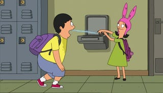 WHY DIDN'T YOU GUYS TELL ME ABOUT BOB'S BURGERS?!?!