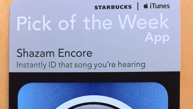 Starbucks Is Giving Away Free Apps In Store