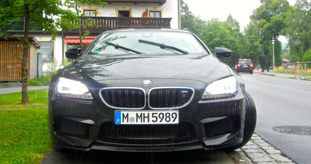 EuroRoadTrip Diary: Renting a 2013 BMW M6 in Germany.