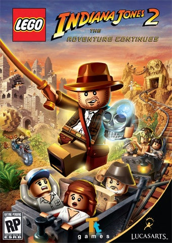 LEGO Indy 2 Revisits The Original Trilogy